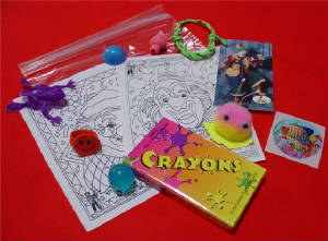 Kids Parties with goody bags in harrisburg pa