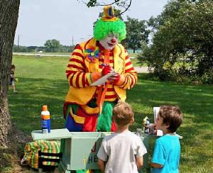 clowns in harrisburg pa