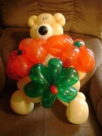 teddy bear balloon pa