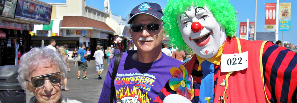 Clown for Parties Harrisburg PA